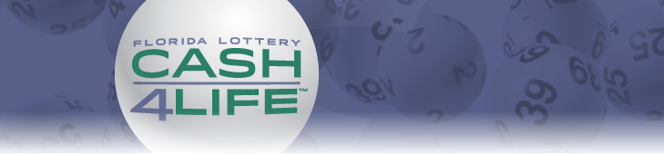 Cash4life on Tuesday, January 26, 2021 - florida lottery | Results & Winning Numbers